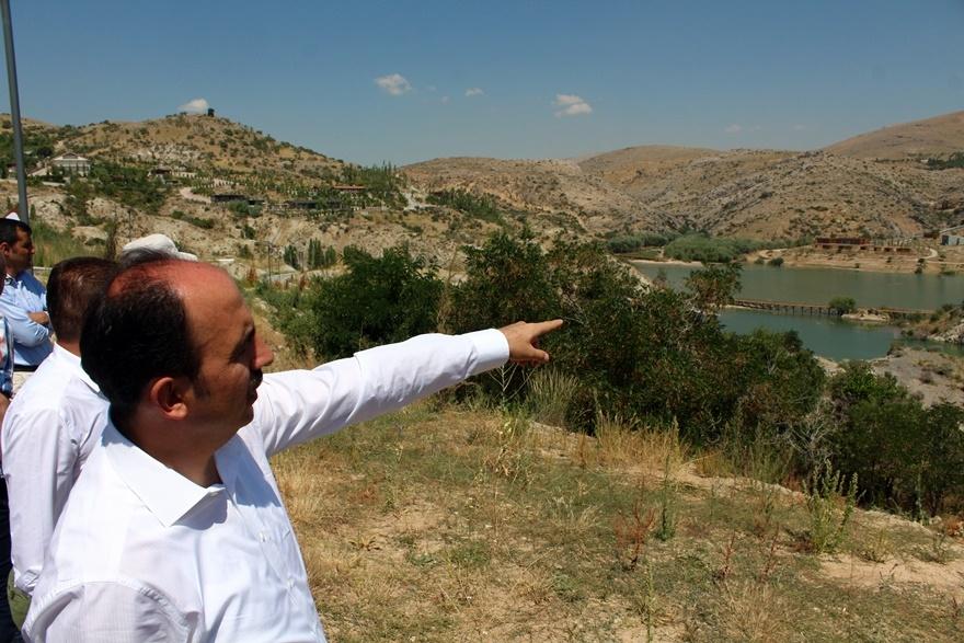 Sille Barajı kullanıma açıldı 21