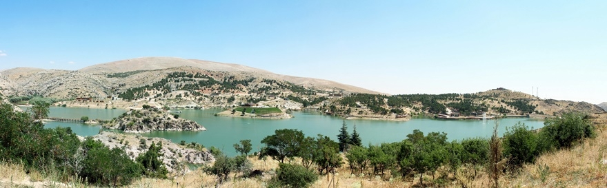 Sille Barajı kullanıma açıldı 22