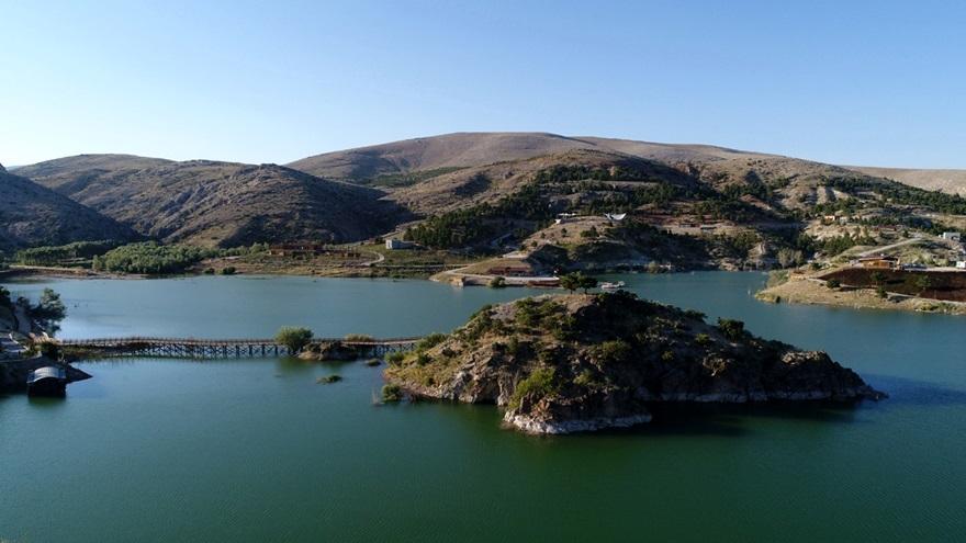 Sille Barajı kullanıma açıldı 24