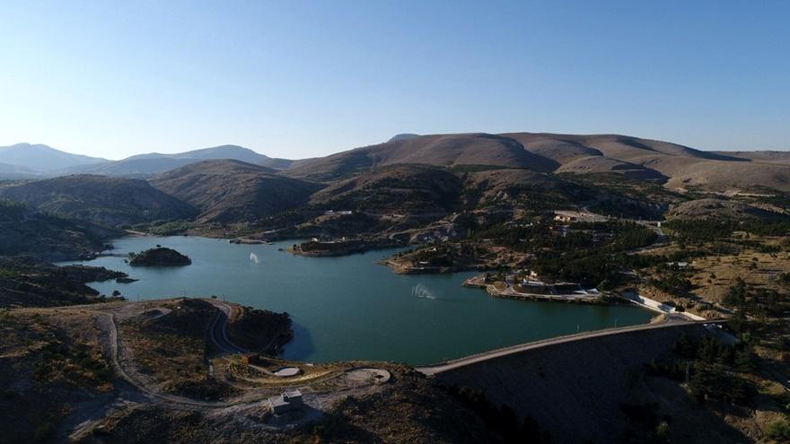 Sille Barajı kullanıma açıldı 25