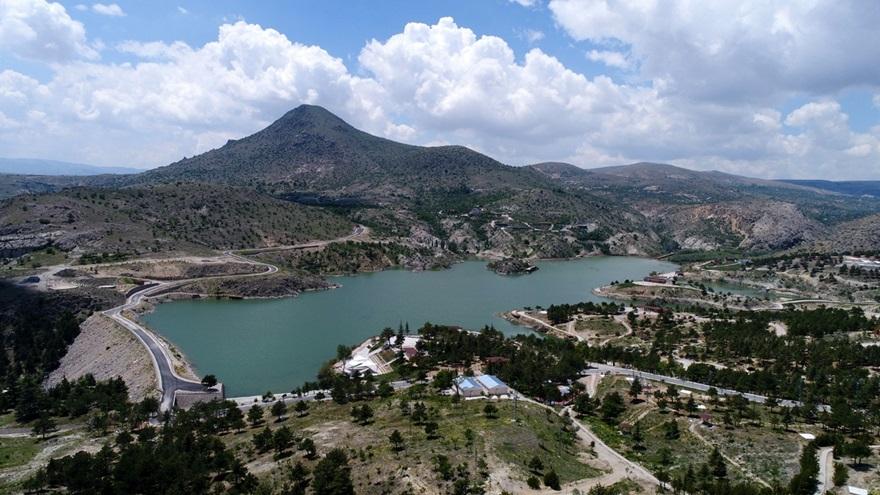 Sille Barajı kullanıma açıldı 27