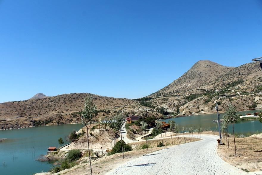 Sille Barajı kullanıma açıldı 3