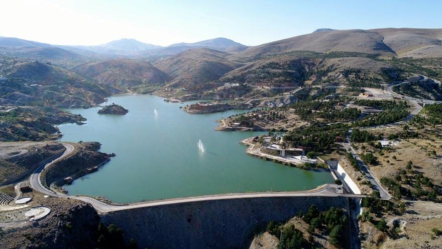 Sille Barajı kullanıma açıldı 31