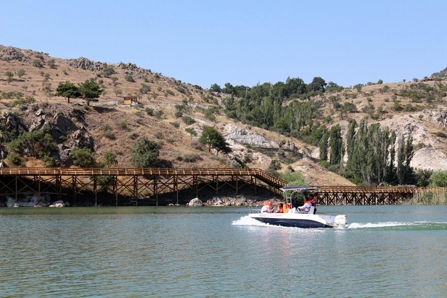 Sille Barajı kullanıma açıldı 8