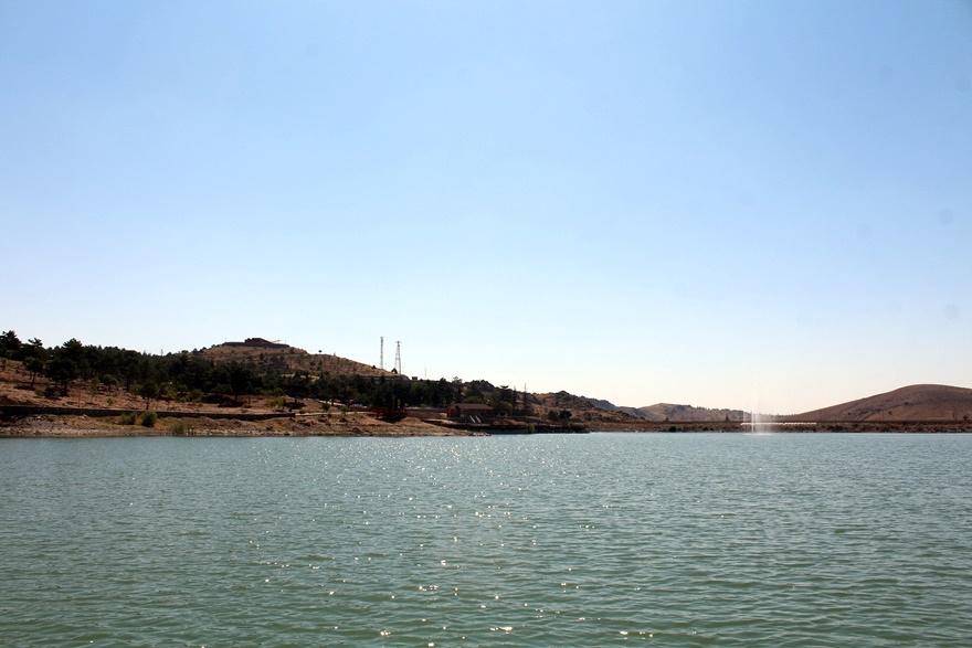 Sille Barajı kullanıma açıldı 9