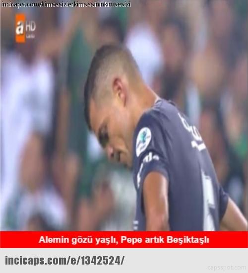 Beşiktaş-Konyaspor maçı sonrası Caps'ler 1
