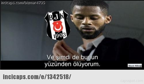 Beşiktaş-Konyaspor maçı sonrası Caps'ler 14