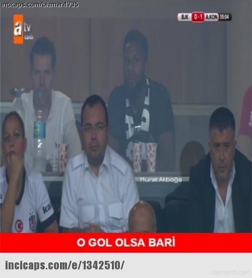 Beşiktaş-Konyaspor maçı sonrası Caps'ler 16