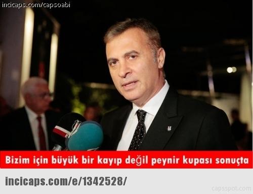 Beşiktaş-Konyaspor maçı sonrası Caps'ler 5