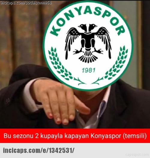 Beşiktaş-Konyaspor maçı sonrası Caps'ler 6