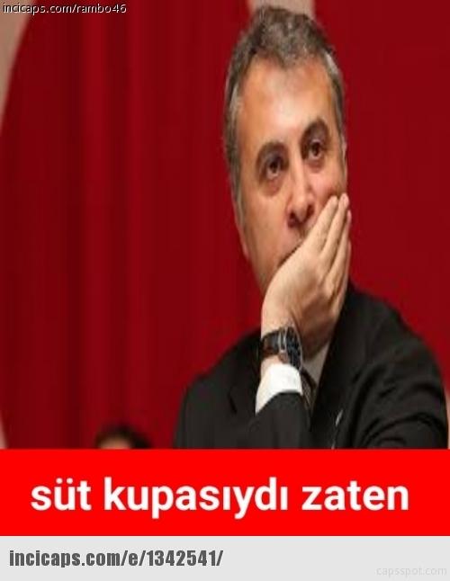 Beşiktaş-Konyaspor maçı sonrası Caps'ler 9
