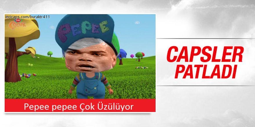 Beşiktaş-Konyaspor maçı sonrası Caps'ler