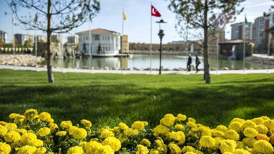 Selçuklu ve Osmanlı dönemi bu parkta yaşatılıyor 11