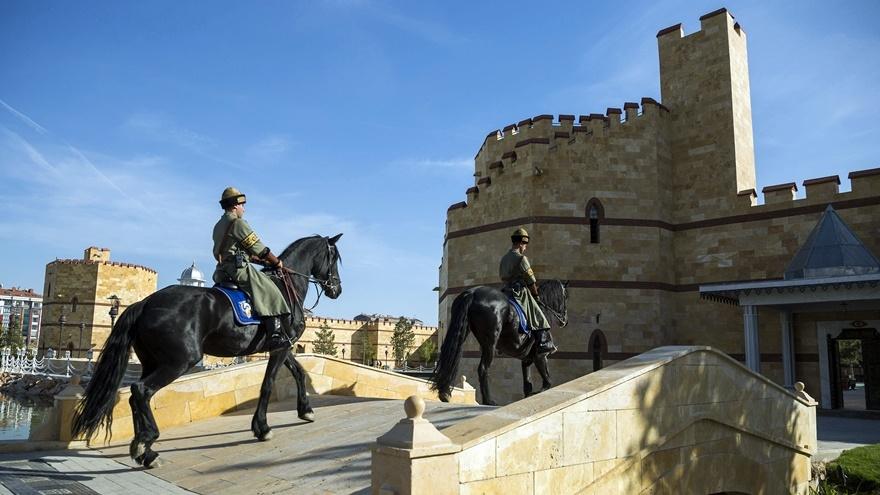 Selçuklu ve Osmanlı dönemi bu parkta yaşatılıyor 13