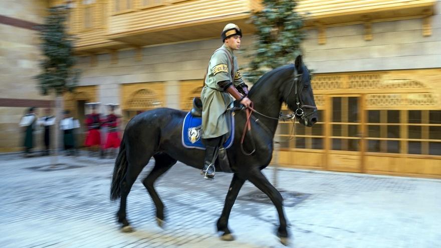 Selçuklu ve Osmanlı dönemi bu parkta yaşatılıyor 17