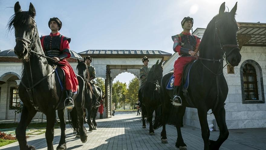 Selçuklu ve Osmanlı dönemi bu parkta yaşatılıyor 4