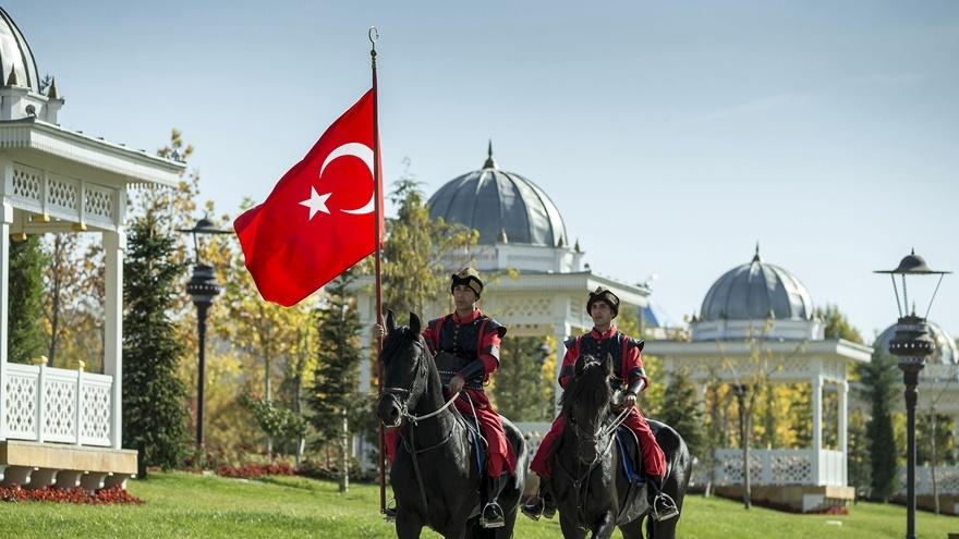 Selçuklu ve Osmanlı dönemi bu parkta yaşatılıyor 8