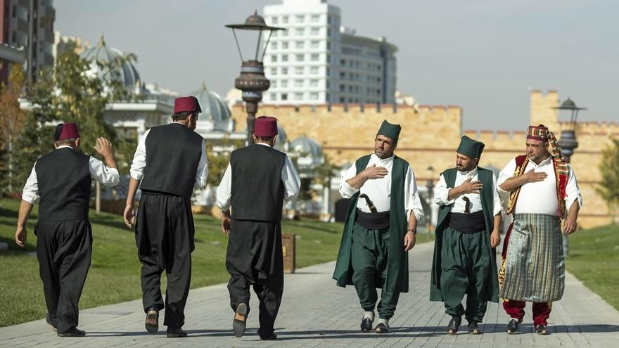 Selçuklu ve Osmanlı dönemi bu parkta yaşatılıyor 9