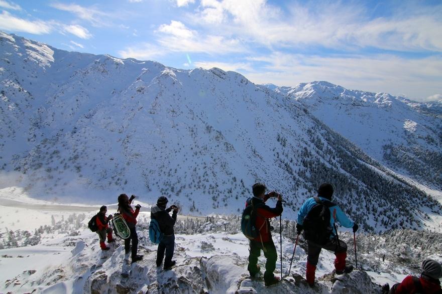 Giden Gelmez Dağları fotoğraf tutukunlarının gözdesi 5