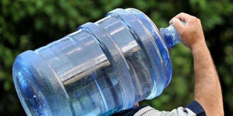 İçtiğimiz damacana su ne kadar temiz?