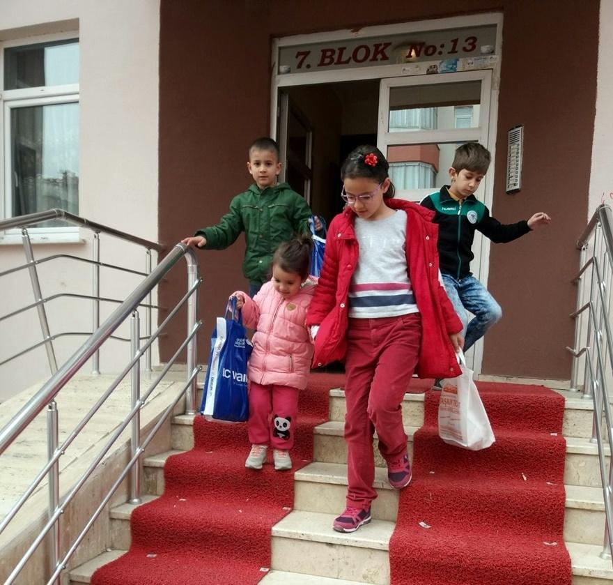 Şivlilik ve fener alayı çocukları sevindirdi 28