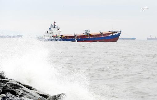 Gemi kurtarma çalışmaları böyle devam ediyor 2