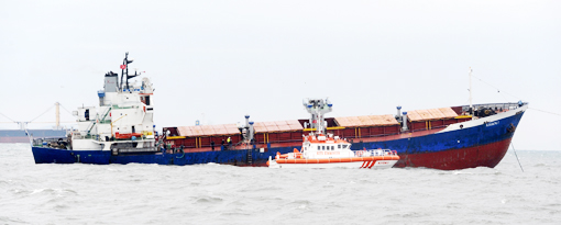 Gemi kurtarma çalışmaları böyle devam ediyor 5