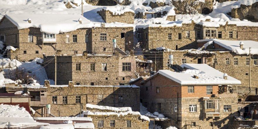 Kilistra Antik Kenti kışın fotoğraf tutkunlarını cezbediyor