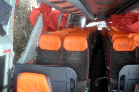 Konyada Otobüs devrildi 1 ölü 23 yaralı 5