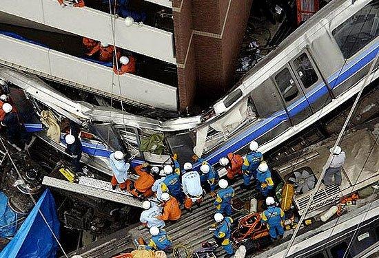 Son 10 yılın en büyük tren kazaları 11