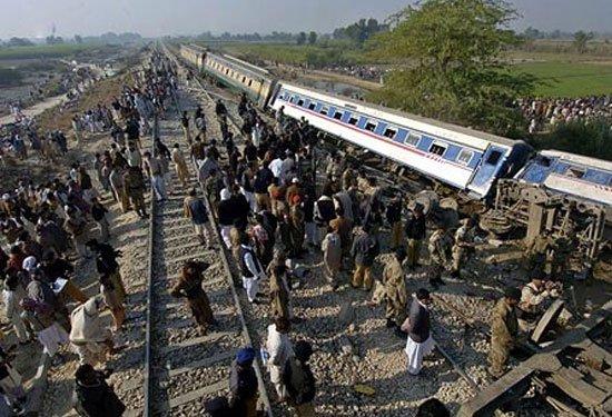 Son 10 yılın en büyük tren kazaları 12