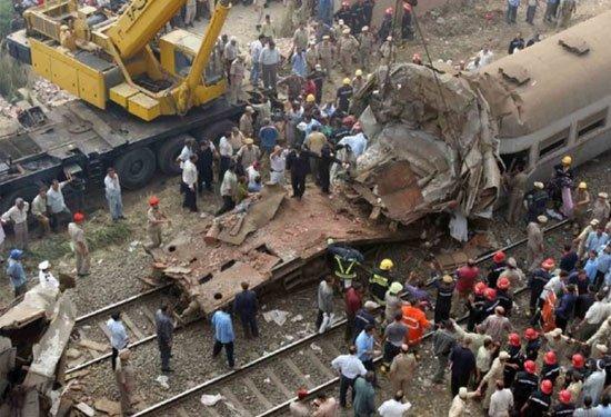 Son 10 yılın en büyük tren kazaları 13
