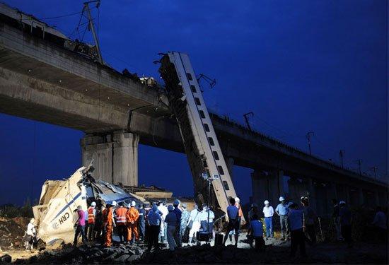 Son 10 yılın en büyük tren kazaları 15