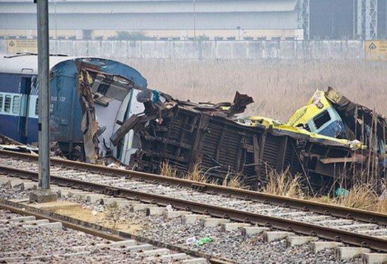Son 10 yılın en büyük tren kazaları 6