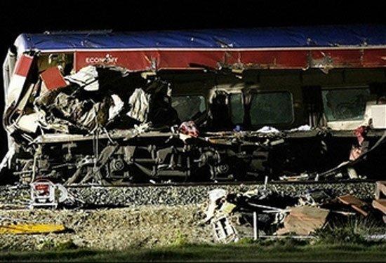Son 10 yılın en büyük tren kazaları 7