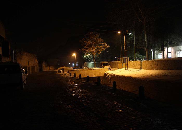 Sillede Gece 5