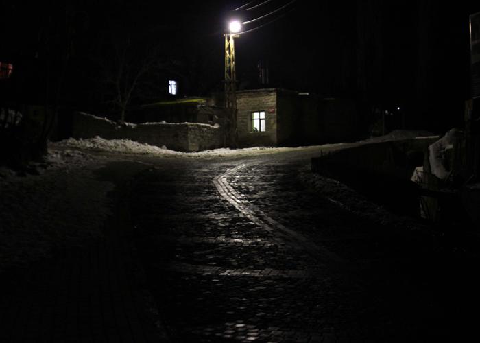 Sillede Gece 6