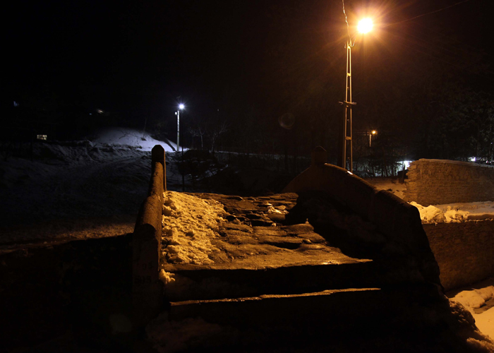 Sillede Gece 7