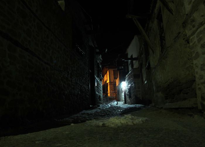 Sillede Gece 9