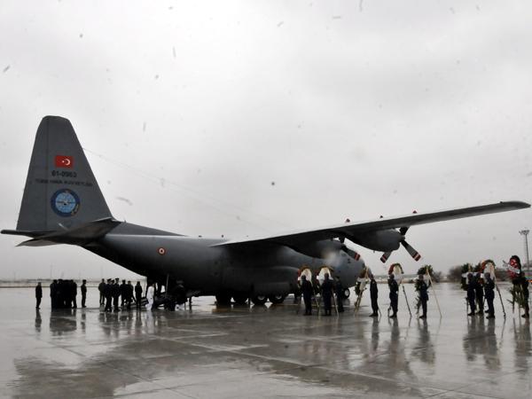 Şehit Pilot törenle uğurlandı 14
