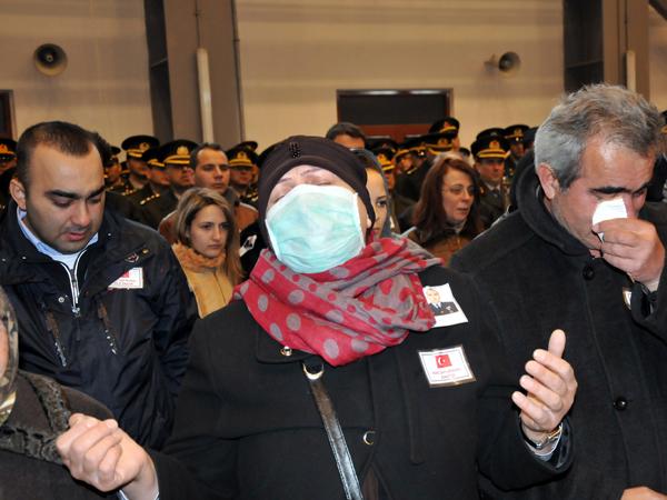 Şehit Pilot törenle uğurlandı 4