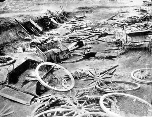 Çanakkale Zaferi'nin fotoğrafları 36