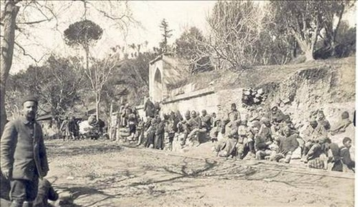 Çanakkale Zaferi'nin fotoğrafları 42