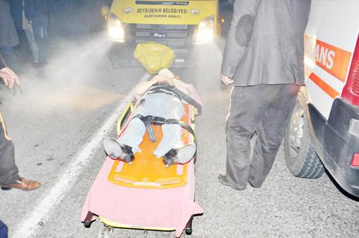 Seydişehirde trafik kazası: 1 ölü 5 Yaralı 3