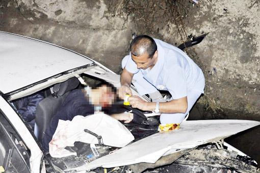 Seydişehirde trafik kazası: 1 ölü 5 Yaralı 5