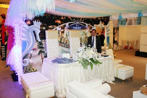 Düğün fuarı Konyada açıldı 4