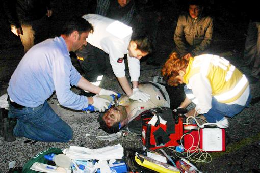Trafik kazası 2 ölü 3