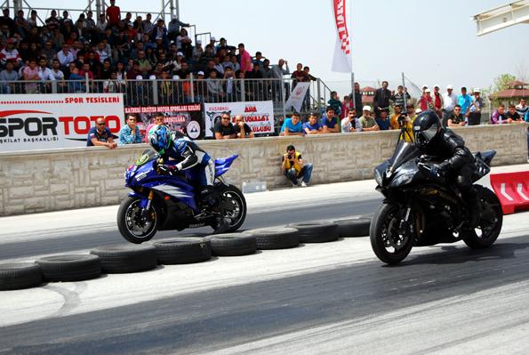 Türkiye Motodrag Şampiyonası 1. Ayak Yarışı 1