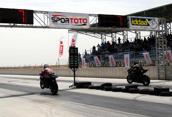 Türkiye Motodrag Şampiyonası 1. Ayak Yarışı 2