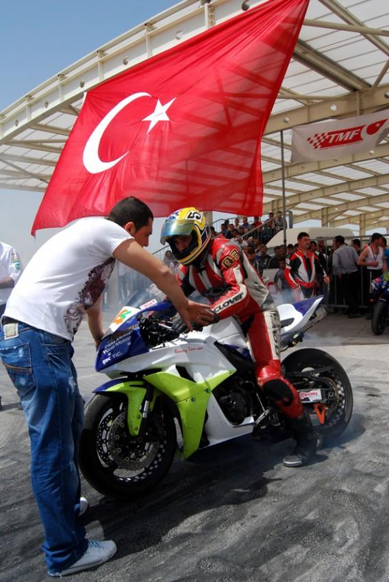 Türkiye Motodrag Şampiyonası 1. Ayak Yarışı 3